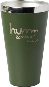 Humm Kombucha True Pint 16 oz