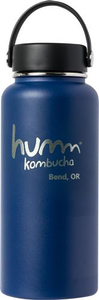 Humm Kombucha Wide Mouth with Flex Cap 32 oz