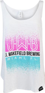 Women's Color Fade Tank