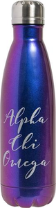 Alpha Chi Omega h2go Force Thermal Bottle