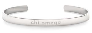 Nava New York Sorority Cuff - Chi Omega