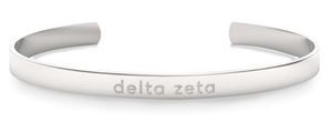 Nava New York Sorority Cuff - Delta Zeta