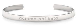 Nava New York Sorority Cuff - Gamma Phi Beta