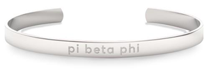 Nava New York Sorority Cuff - Pi Beta Phi