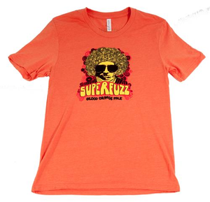 Superfuzz Tee with Puff Print