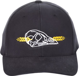 Finch Beer Skull Logo Flexfit Hat