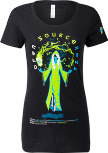 Women's Open Sourceress T-Shirt