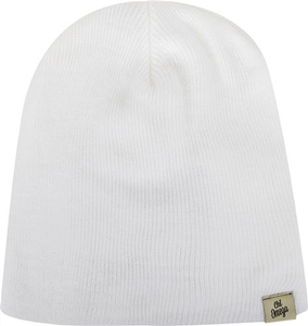Woven Label Beanie - Chi Omega