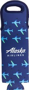 Alaska Airlines Wine Tote