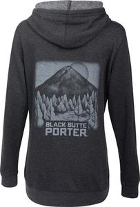 Women's Beer Logo Hoodie: Black Butte Porter