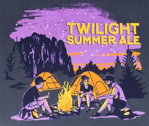 Beer Logo T-Shirt: Twilight Summer Ale