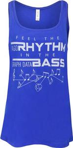Women's Rhythm & Bass Jersey Tank