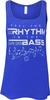 Women's Rhythm & Bass Jersey Tank image 1