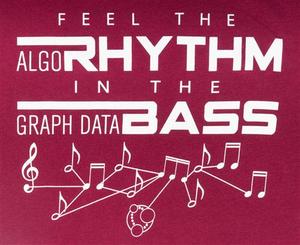 Rhythm & Bass Unisex Tee