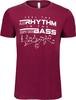 Rhythm & Bass Unisex Tee image 1