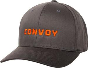 Convoy Flexfit Logo Hat
