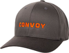 Convoy Flexfit Logo Hat image 2