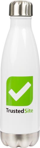 17 oz TrustedSite Water Bottle