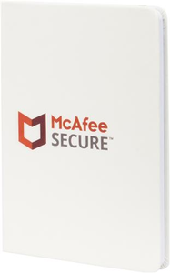 McAfee SECURE Journal Notebooks