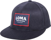 Loma Brewing Fitted HOF Patch Hat image 1
