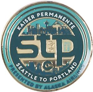 STP 2018 Lapel Pin