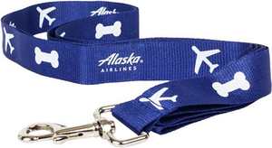 Alaska Airlines Wordmark Leash