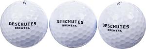 Deschutes Brewery Golf Balls (Sleeve of 3)