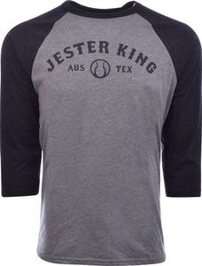 5. Austin Texas Unisex Baseball Tee