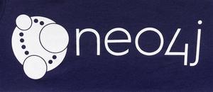 Women's neo4j Discharge Logo Tee