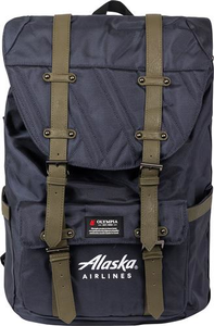 "Alaska Airlines 18"" Olympia Backpack"