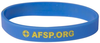 Blue Out of the Darkness Wristband (Pack of 10) image 2