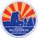 "Arizona Wilderness 2"" Sunburst Circle Patch image 1"