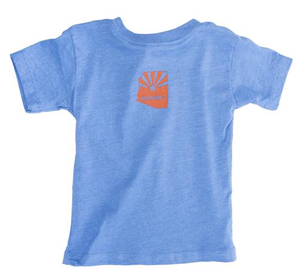 Born Husstler- Independence Runs in the Family Toddler Tee