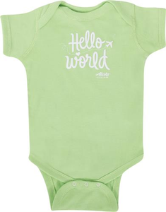 Infant Hello World Onesie