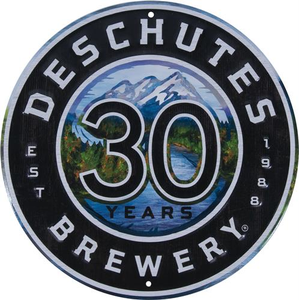 Deschutes Brewery 30th Anniversary Tacker