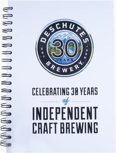 Deschutes Brewery 30th Anniversary Journal