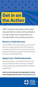 Advocacy Action Half Flyer (Pack of 25)
