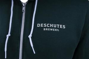 Deschutes Brewery Whimsey Circle Logo Hoodie