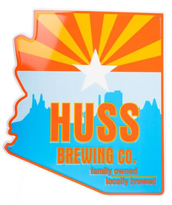 Metal Tacker: Huss Brewing
