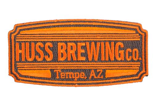 Huss Brewing Patch