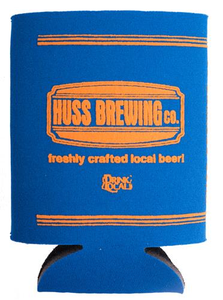Huss Brewing Koozie