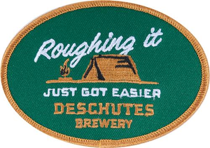 Deschutes Brewery Roughing It Just Got Easier Patch