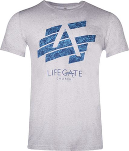 Lifegate Church Logo Unisex Tee