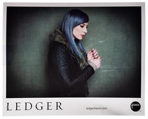 "Ledger 8"" x 10"" Photo"