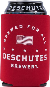 Deschutes Brewery Brewed for All Koozie