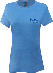 Women's Blue Brew Tee