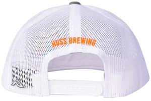 Huss Brewing Heather Mesh Hat