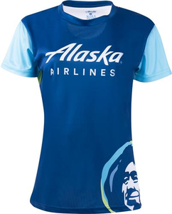 Women's Alaska Airlines Running Shirt