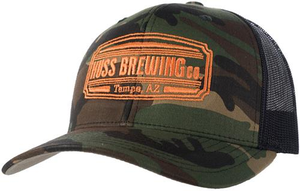 Huss Brewing Company Trucker Hat