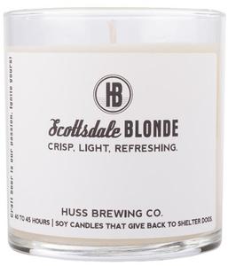 Scottsdale Blonde Candle